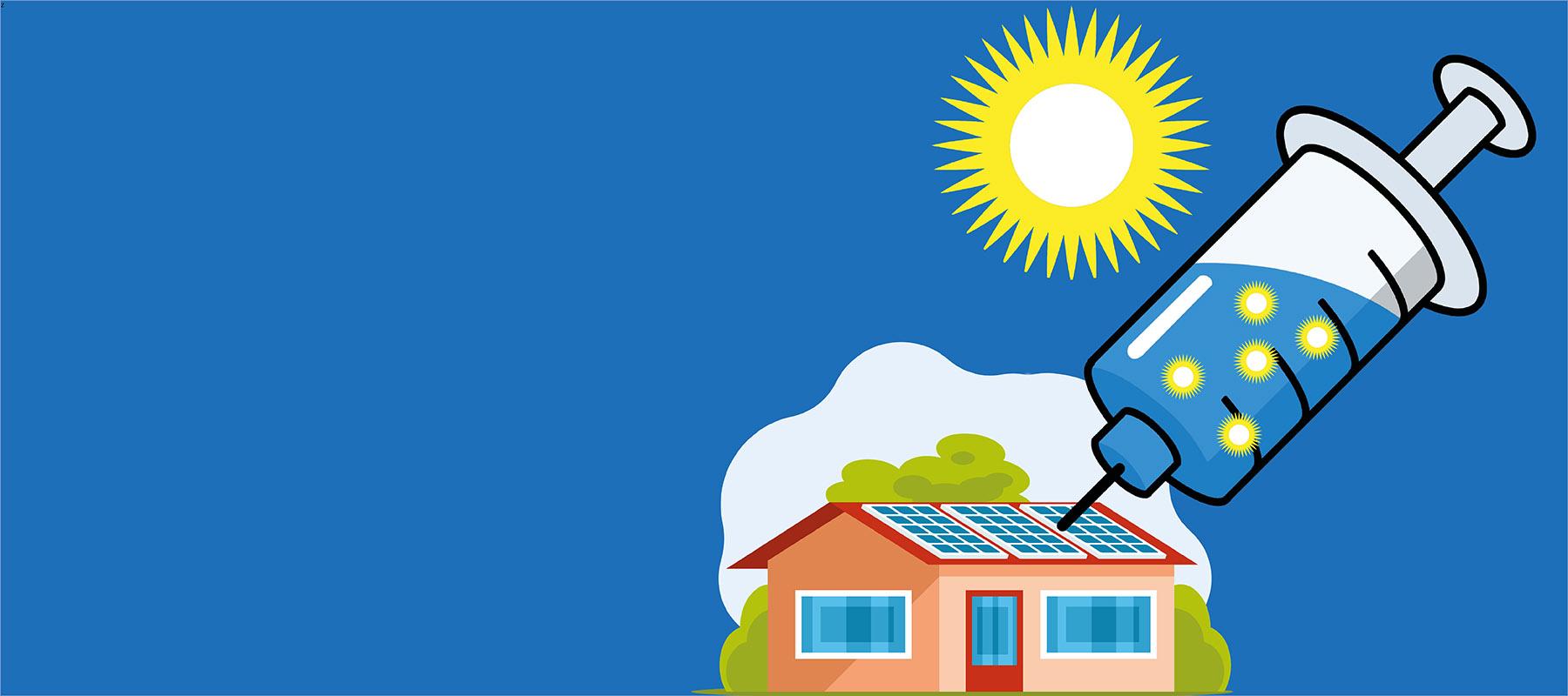 Vaccineer je huis met duurzame stroom!